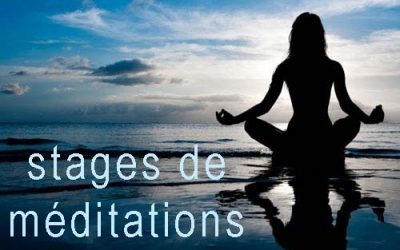 Stages de méditation Camaret sur Aygues