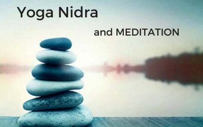 Stage de méditation et Yoga-Nidra